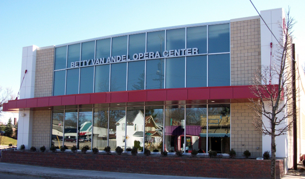 Betty Van Andel Opera Center